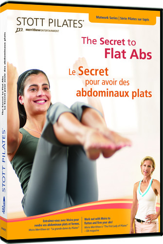 The Secret To Flat Abs [English/ French Packaging]