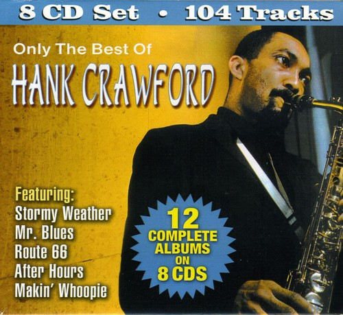 Only the Best of Hank Crawford