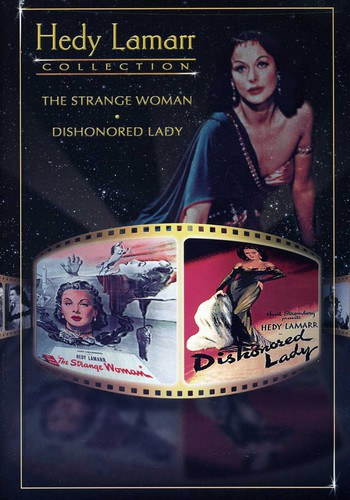 Hedy Lamarr Collection: Strange & Dishonored