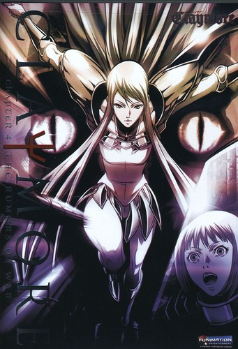 Claymore, Vol. 4: The Rumors Of War [Uncut][Japanimation]