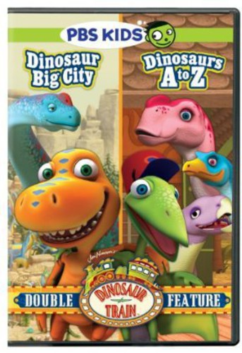 Dinosaur Train: Big City/  Dinosaurs a to Z