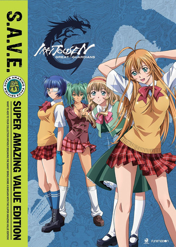 Ikki Tousen: Great Guardians - Season Three - S.A.V.E.