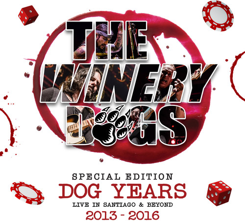 Dog Years Live In Santiago & Beyond 2013-2016