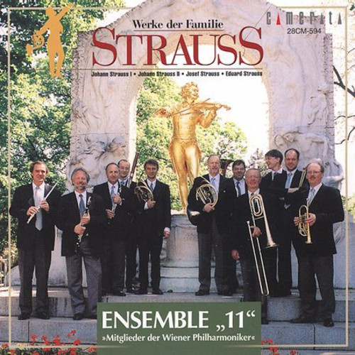 Music By the Strauss Family