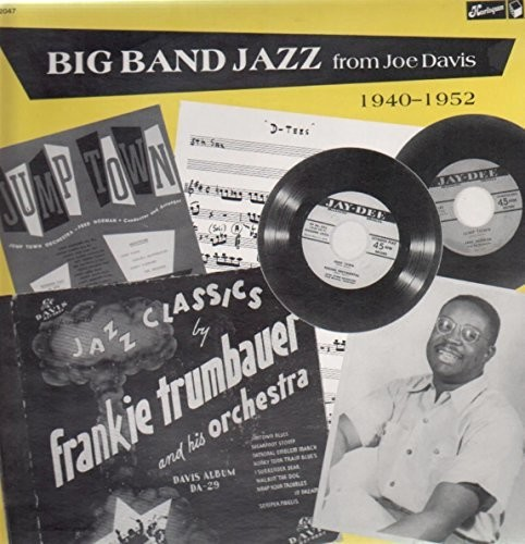 Big Band Jazz from Joe Davis /  Various