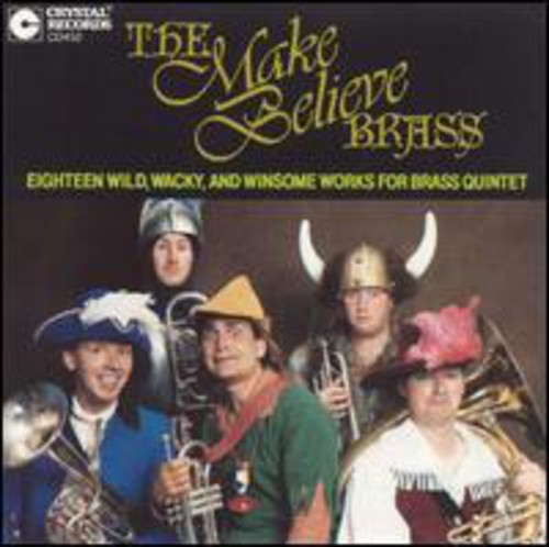 18 Wild, Wacky & Winsome Works for Brass Quintet