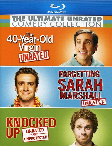 Ultimate Unrated Comedy Collection [WS] [3 Discs] [Box Set] [Slipcase]