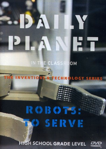 Robots: To Serve