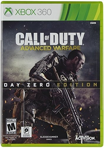 Call of Duty: Advanced Warfare - Day Zero Edition for Xbox 360