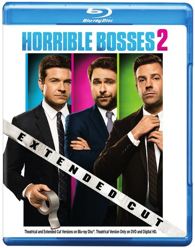 Horrible Bosses 2: Extended Cut
