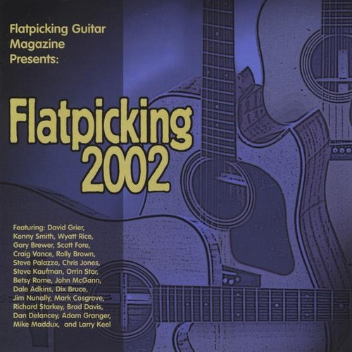 Flatpicking 2002 /  Various