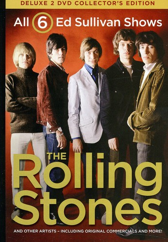 The Rolling Stones: All 6 Ed Sullivan Shows