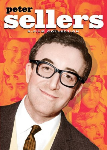 Peter Sellers Collection [Gift Set] [5 Discs]