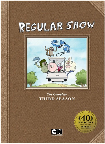 Regular Show: The Complete Third Season