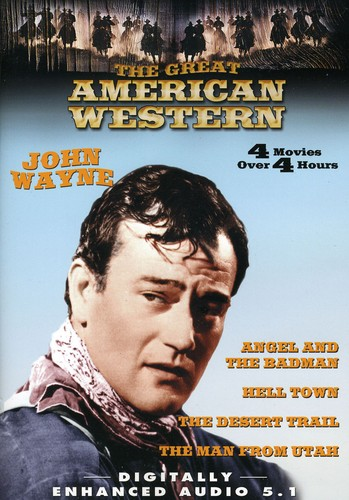 The Great American Western: Volume 4: John Wayne