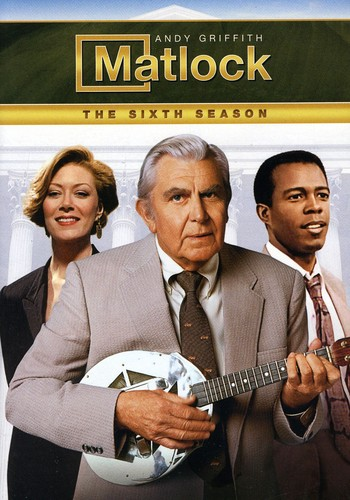 Matlock: The Sixth Season