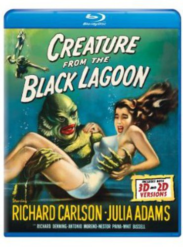 Creature From the Black Lagoon (2D and 3D)