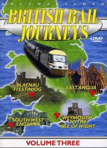 British Rail Journeys: Volume 3