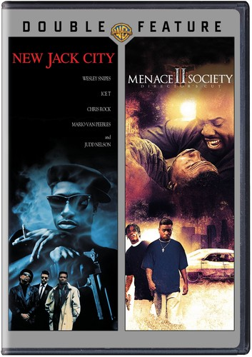 New Jack City /  Menace Ii Society