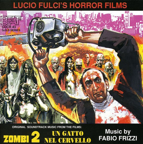 Zombi 2 (Original Soundtrack) [Import]