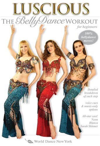 Luscious: The Belly Dance Workout