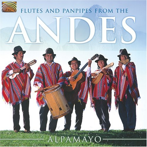 Flutes & Panpipes from the Andes