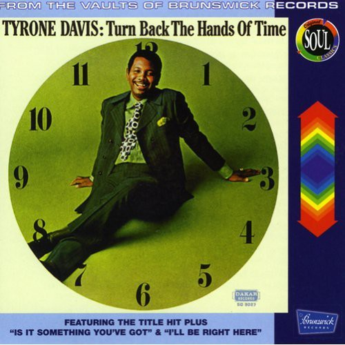 Turn Back The Hands Of Time [Remastered]
