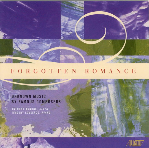 Forgotten Romance /  Music for Cello & Piano