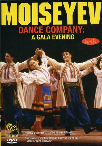 Moiseyev Dance Company: Gala Evening