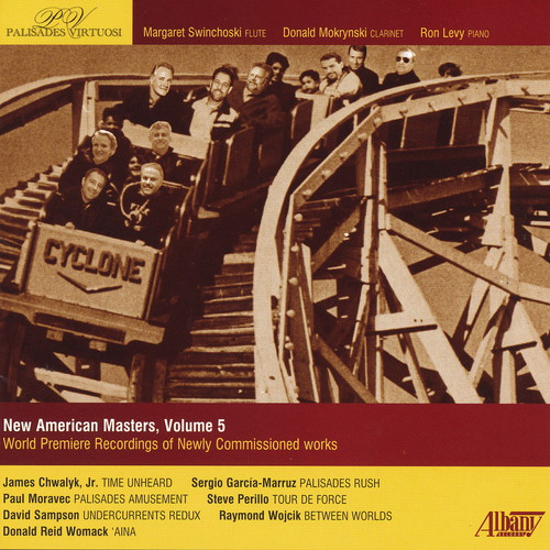 New American Masters Vol. 5