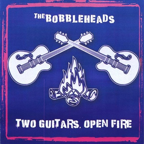 Two Guitars Open Fire
