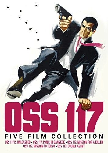 OSS 117: Five Film Collection (1963-1968)(OSS 11)