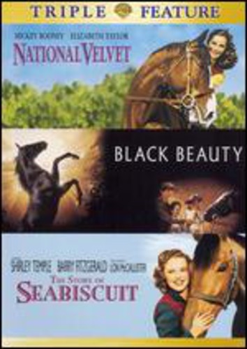 National Velvet & Story of & Black Beauty