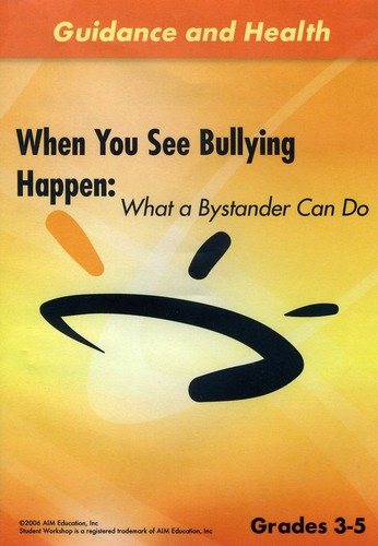 When You See Bullying Happen: What a Bystander Can