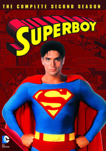 Superboy: The Complete Second Season