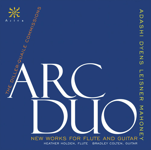 New Works for Flute & Guitar: Diller Quale