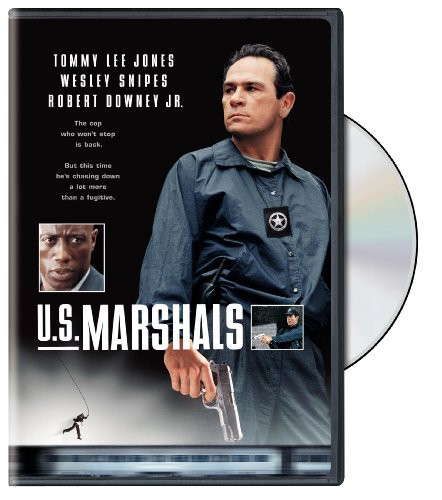 U.S. Marshals [1998] [WS] [Full Frame] [Repackaged] [Eco Amaray]