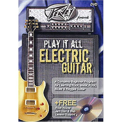 Peavey Presents Play It All on Electric Guitar