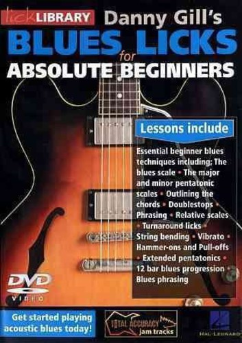Absolute Beginner Blues Licks