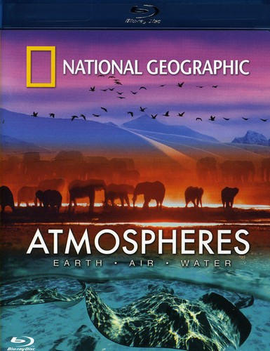 Atmospheres: Earth, Air and Water [Widescreen]