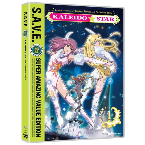 Kaleido Star: Season One - S.A.V.E.
