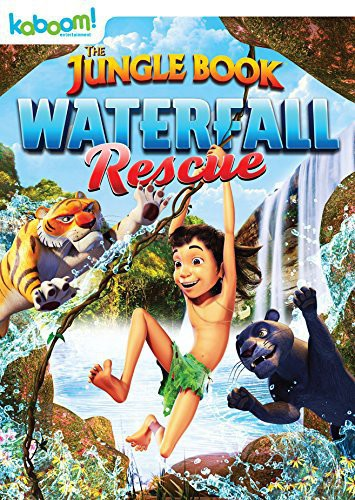 Jungle Book - Waterfall Rescue