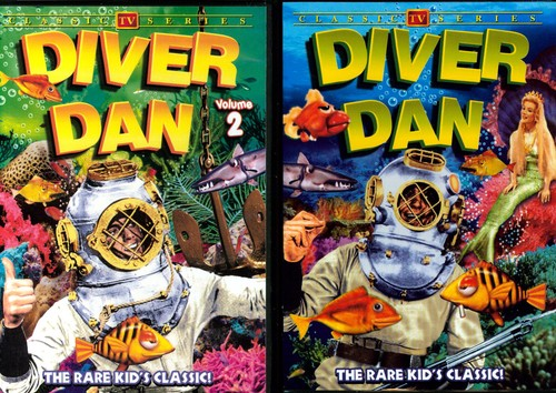 Diver Dan: Volumes 1 and 2