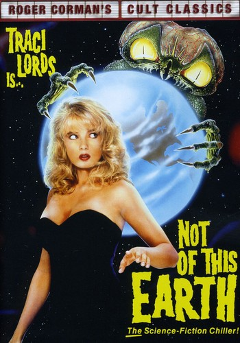 Not of This Earth (Roger Corman's Cult Classics)