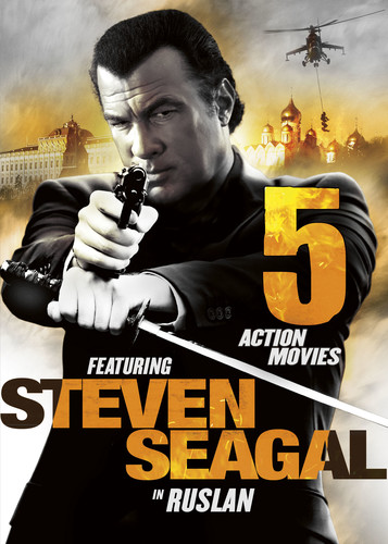5 Action Movies Featuring Steven Seagal In Ruslan