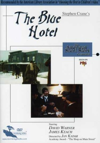 American Short Story Collection: Blue Hotel