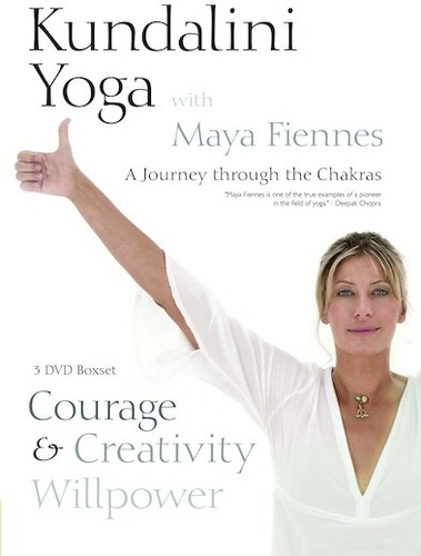 Kundalini Yoga With Maya Fiennes: Courage, Creativty and Will Power