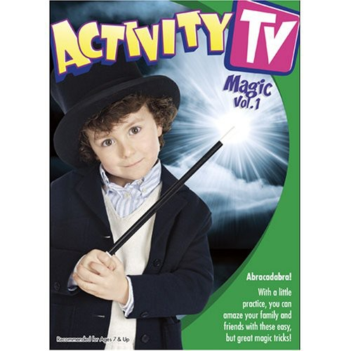 Activity TV: Magic, Vol. 1