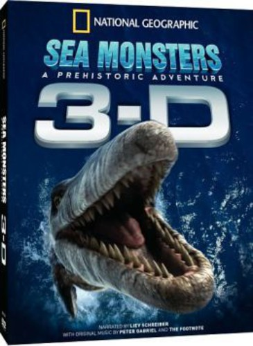 Sea Monsters: A Prehistoric Adventure [WS] [3D/ 2D Versions] [O-Sleeve]