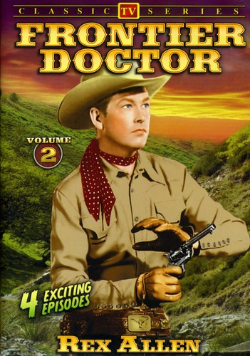 Frontier Doctor, Vol. 2 [Black and White]
